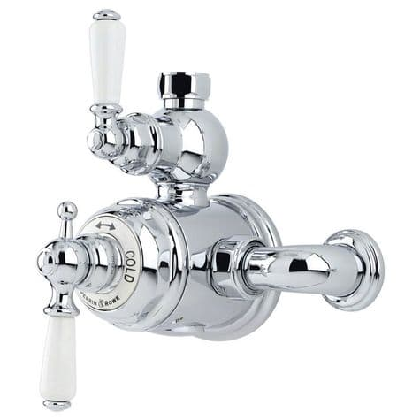 TSS1 Perrin & Rowe Traditional Shower Set 1